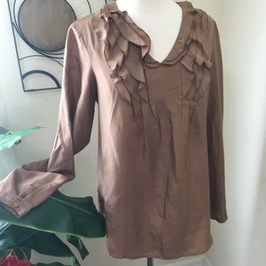 Gap Women's long sleeves blouse size M
